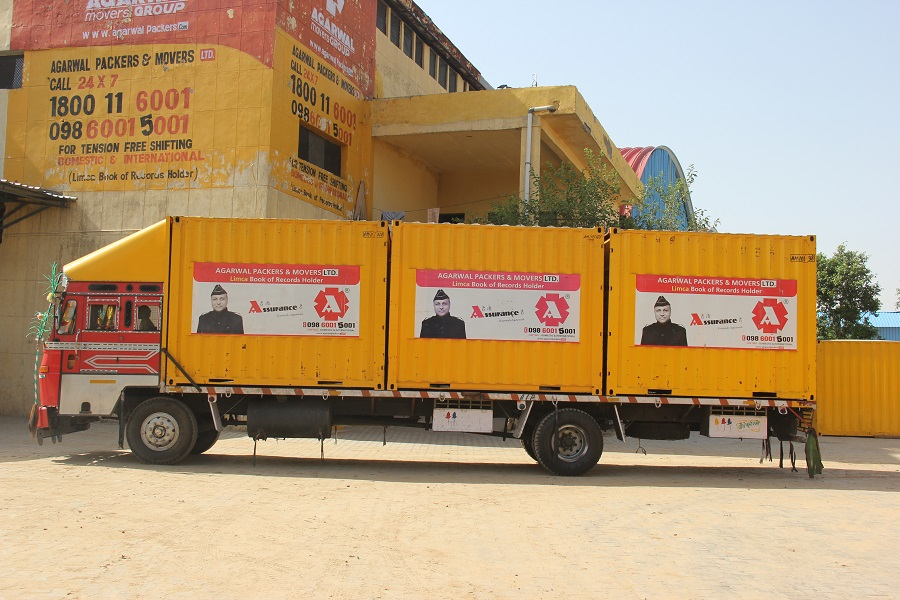 Fast and Reliable Packers and Movers