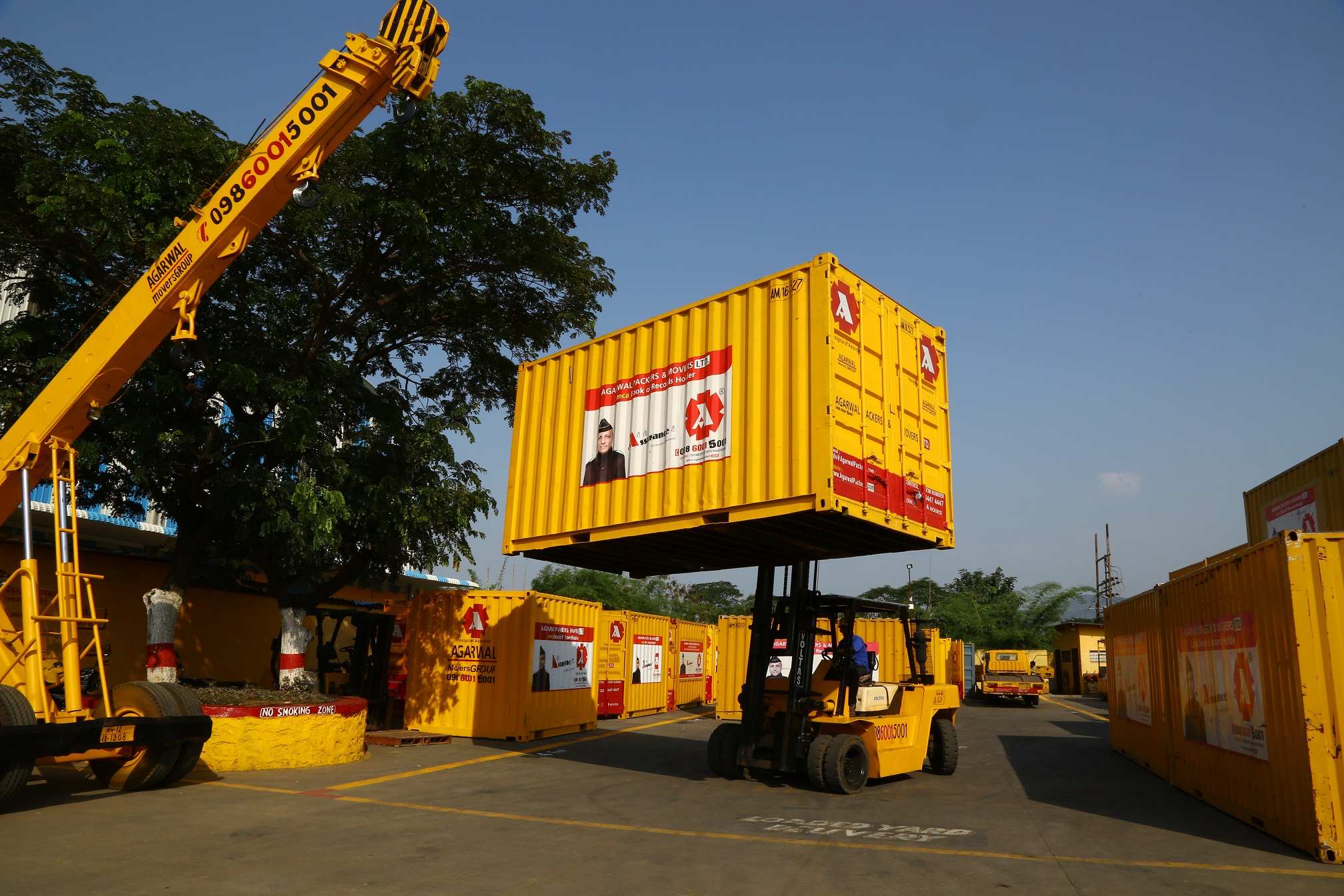 Hassle Free Relocation With Trucking Cube